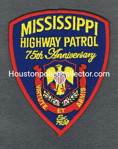 MISSISSIPPI 75TH ANNIVERSARY