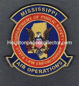 MSHP AIR OPERATIONS VELCRO