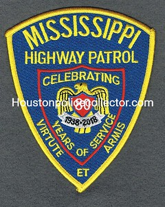 MSHP 80TH ANNIVERSARY GOLD BORDER