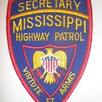 WISH,MS,MISSISSIPPI HIGHWAY PATROL SECRETARY 1