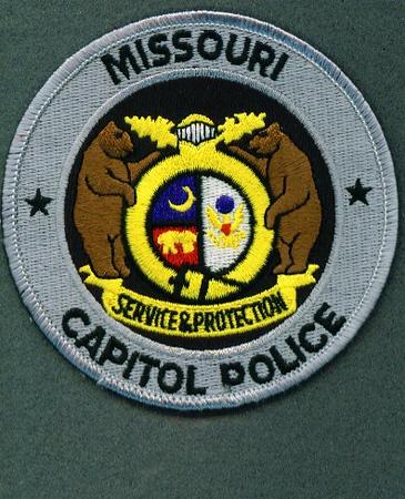 CAPITOL POLICE ROUND