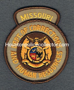 MO DEPT OF CORRECTIONS AND HUMAN RESOURCES