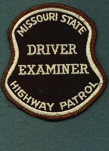DRIVER EXAMINER 10