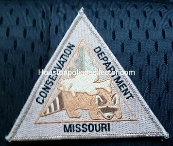 Missouri Wanted Patches