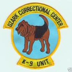 WISH,MO,OZARK CORRECTIONAL CENTER K-9 1
