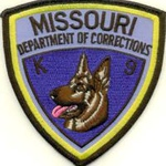 WISH,MO,MISSOURI DEPARTMENT OF CORRECTIONS K-9 A
