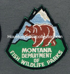 MONTANA DEPT OF FISH WILDLIFE PARKS 5