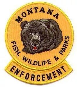 Montana Wanted Patches
