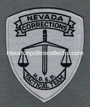 NEVADA CORRECTIONS TACTICAL TEAM