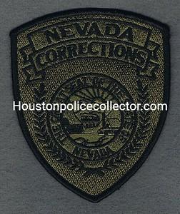 NEVADA CORRECTIONS GREEN