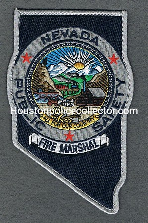 NEVADA FIRE MARSHAL