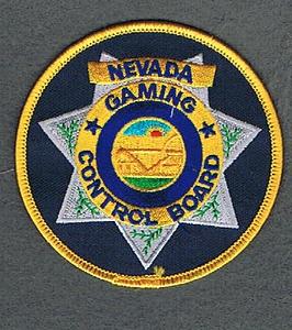 NEVADA GAMING BOARD BLUE