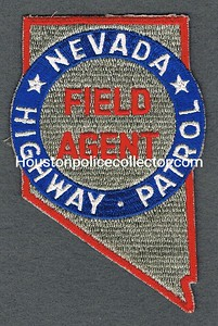 NEVADA FIELD AGENT