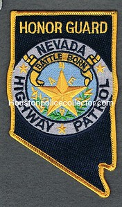 NEVADA HIGHWAY PATROL HONOR GUARD