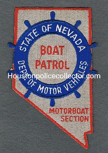 STATE OF NEVADA DMV MOTORBOAT SECTION