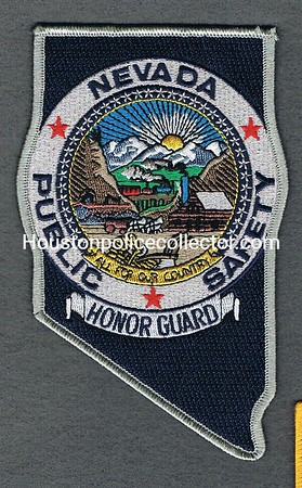 NEVADA PUBLIC SAFETY HONOR GUARD