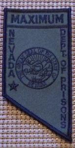 WISH,NV,NEVADA DEPARTMENT OF PRISONS MAXIMUM SUBDUED 1