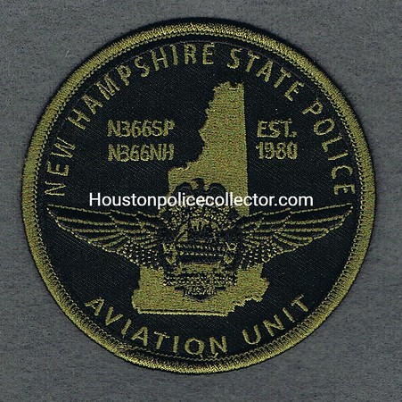 NEW HAMPSHIRE SP AVIATION UNIT 1