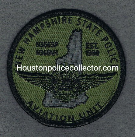 NEW HAMPSHIRE SP AVIATION UNIT 3