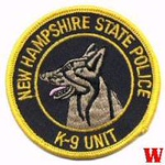 WISH,NH,NEW HAMPSHIRE STATE POLICE K-9 2