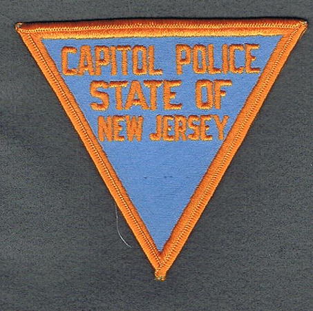 NEW JERSEY CAPITOL POLICE