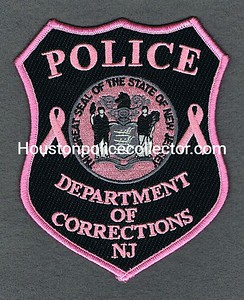 NEW JERSEY DOC PINK