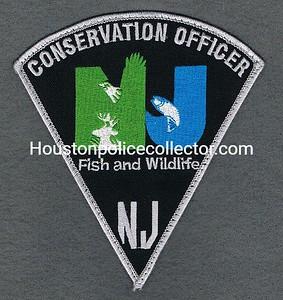 NJ CONSERVATION OFFICER
