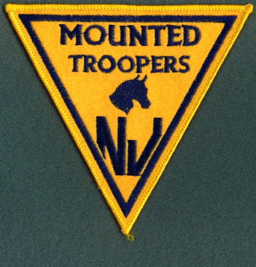 MOUNTED TROOPERS