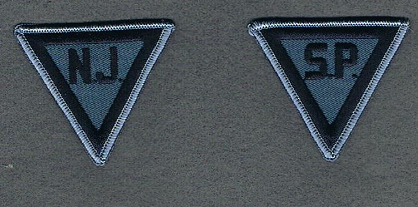 NEW JERSEY SP TABS BLUE