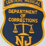 WISH,NJ,NEW JERSEY DEPARTMENT OF CORRECTIONS CENTRAL MEDICAL 1
