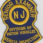 WISH,NJ,NEW JERSEY DIVISION OF MOTOR VEHICLES SENIOR EXAMINER 1