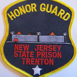 WISH,NJ,NEW JERSEY STATE PRISON HONOR GUARD TRENTON 1