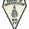 WISH,NM,NEW MEXICO STATE POLICE BUREAU OF IDENTIFICATION 1
