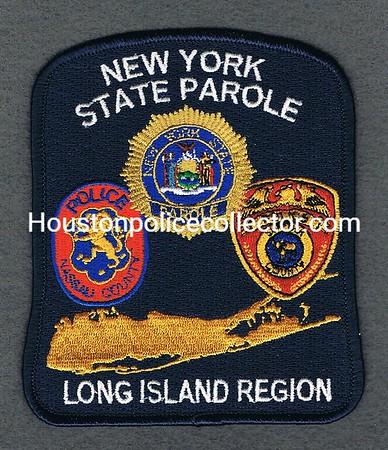 NEW YORK PAROLE