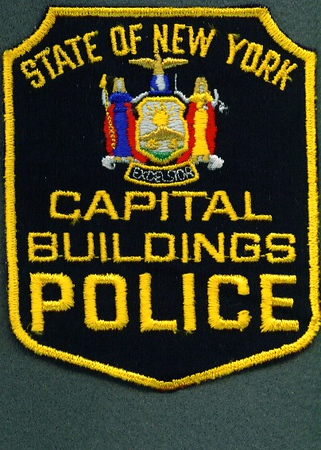 CAPITOL BUILDINGS POLICE