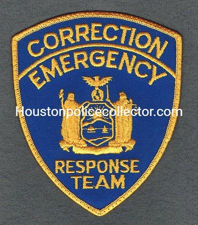 NEW YORK DOC EMERGENCY RESPONSE TEAM