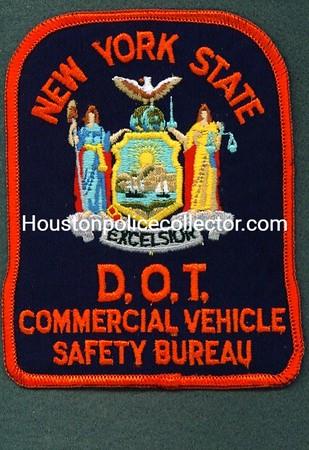 DOT COMMERCIAL VEHICLE SAFETY BUREAU