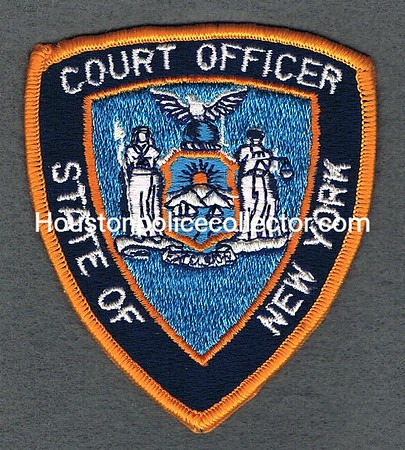 NEW YORK STATE COURT OFFICER