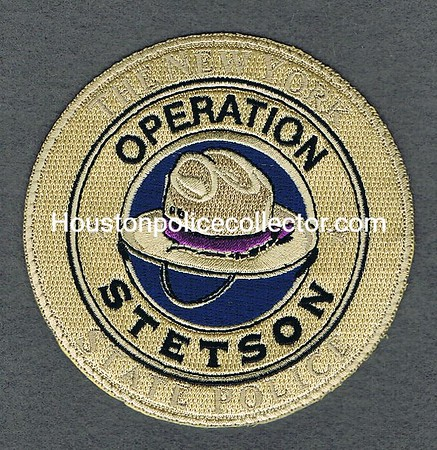 NEW YORK SP OPERATION STETSON LARGE