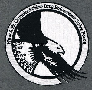 NEW YORK ORANIZED CRIME DRUG ENFORCEMENT STRIKE FORCE