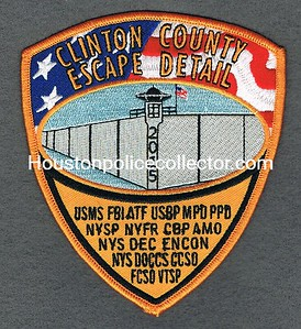 CLINTON COUNTY ESCAPE DETAIL
