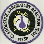 WISH,NY,NEW YORK STATE POLICE CLANDESTINE LABORATORY RECATION TEAM 1