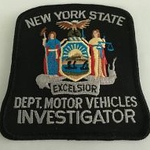 WISH,NY,NEW YORK STATE DEPARTMENT OF MOTOR VEHICLES INVESTIGATOR 1