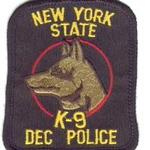 WISH,NY,NEW YORK STATE POLICE K-9 A