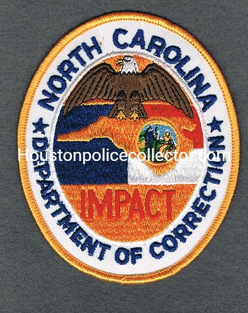 NC DEPT OF CORRECTIONS IMPACT