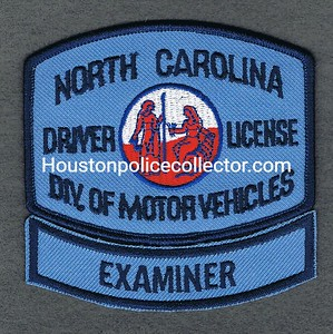 NC DRIVER LICENSE EXAMINER