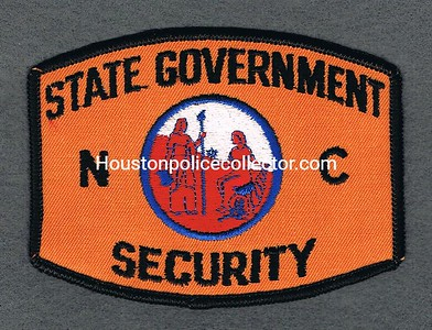 NC STATE GOVERNMENT SECURITY