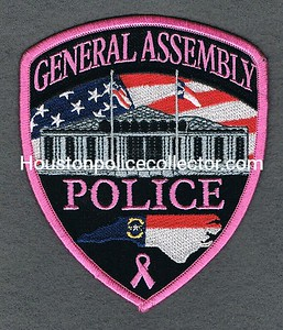 NC GENERAL ASSEMBLY PINK