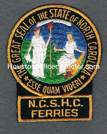 NC NCSHC FERRIES