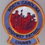 WISH,NC,NORTH CAROLINA HIGHWAY PATROL COURIER 1